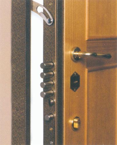двери металлические устойчивости взлому